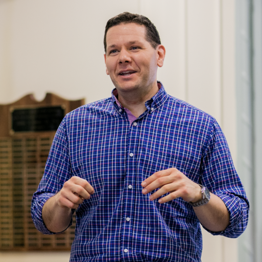 Fels Faculty Director Matthew Levendusky