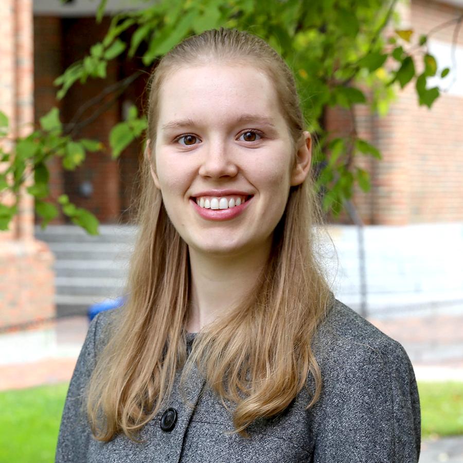 Professor of Practice Lauren Russell