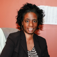 Tracey Capers, Exec MPA '17