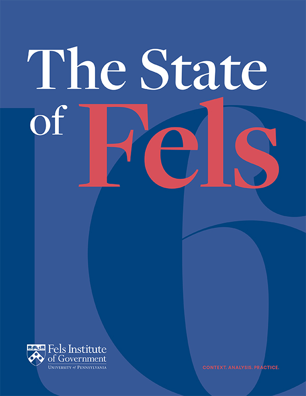 State of Fels 2016